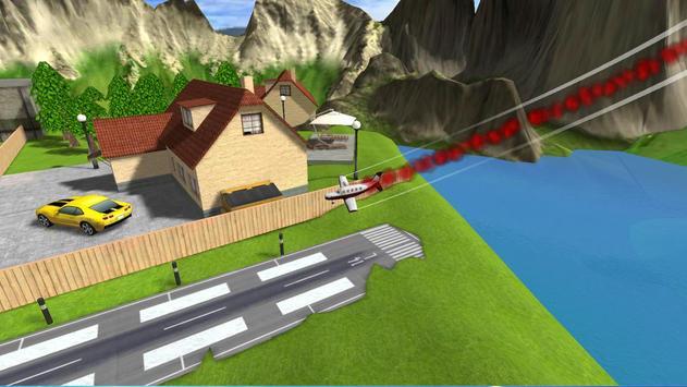 Airplane RC Flight Simulator screenshot 14