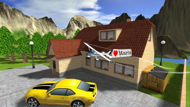Airplane RC Flight Simulator screenshot 2