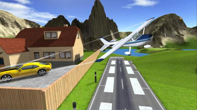 Airplane RC Flight Simulator screenshot 7