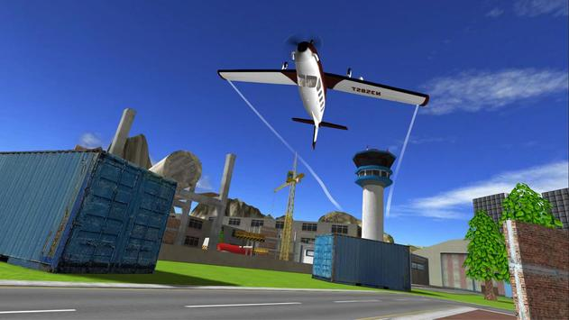 Airplane RC Flight Simulator screenshot 8