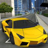 Super Car Street Racing icon