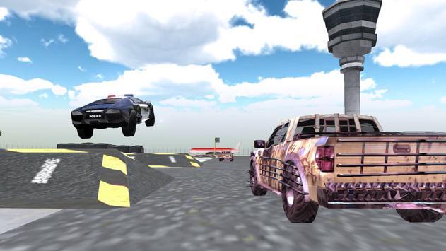 Police Chase Car Drifting apk screenshot