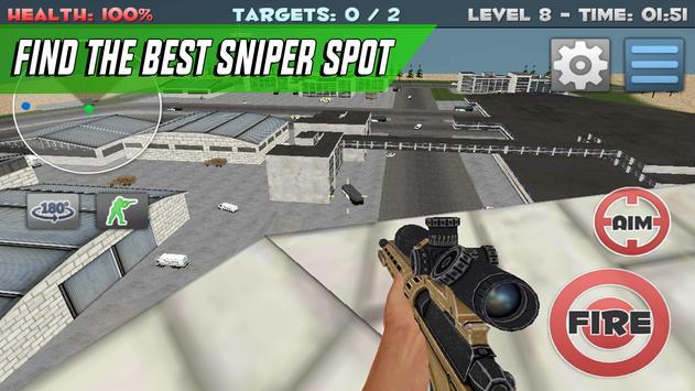Sniper Shooter Assassin Siege screenshot 13