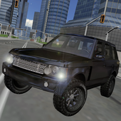 4x4 Truck City Driving icon