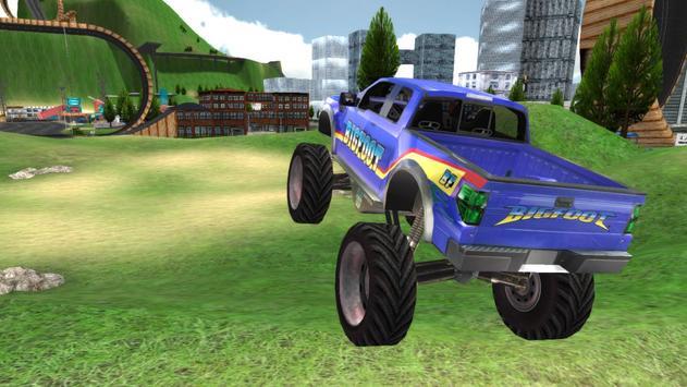 Monster Truck Driving Rally apk screenshot