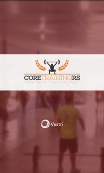 Core Training poster