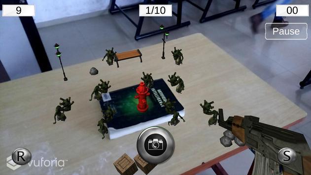 Real Combat AR apk screenshot