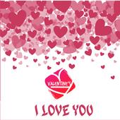 I Love You Valentine Wallpaper icon