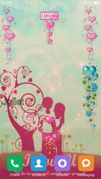I Love You Valentine Wallpaper apk screenshot