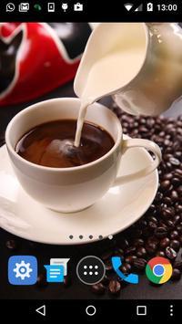 i love coffee wallpaper apk screenshot