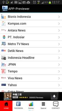 New Indonesia News apk screenshot