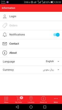 Koshary Albasha - كشري الباشا screenshot 4