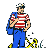 Beachcomber camping resort icon