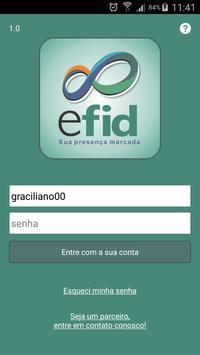 eFid Administrador poster