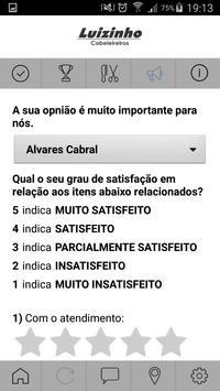 Luizinho Cabeleireiros screenshot 4