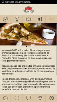 Pomodori Pizza screenshot 2