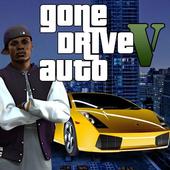 Gone Drive Auto 5 icon