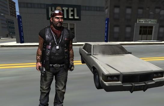 Gone Drive Auto 5 apk screenshot
