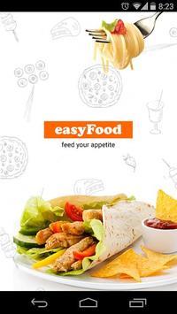 easyFood poster