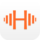 Helthee: On Demand Fitness icon
