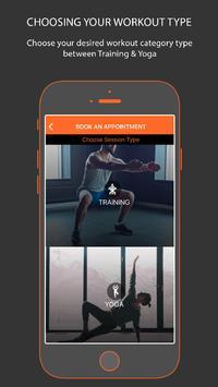 Helthee: On Demand Fitness apk screenshot