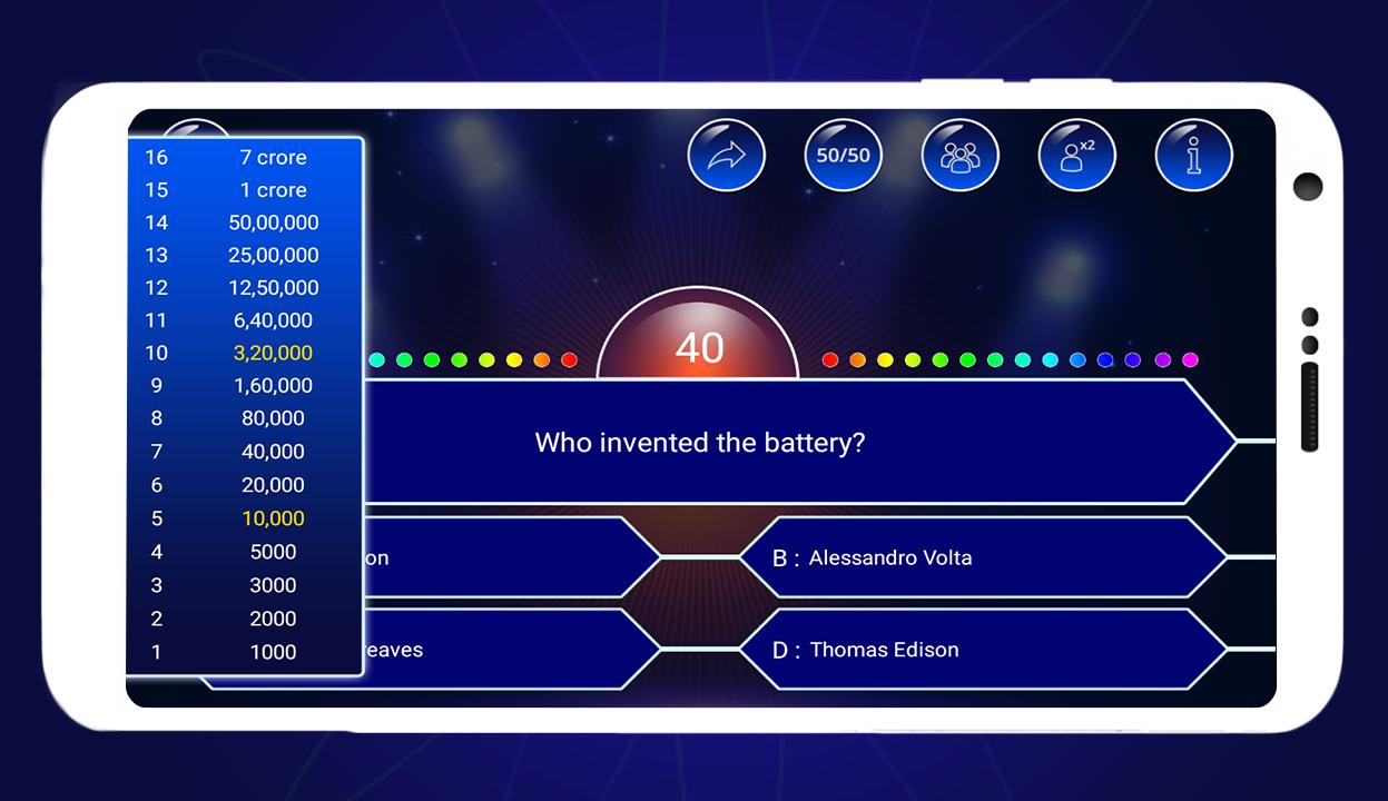 KBC Quiz Game for Android - APK Download