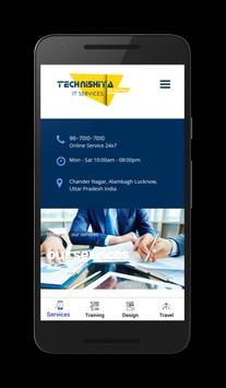 Technishiya apk screenshot