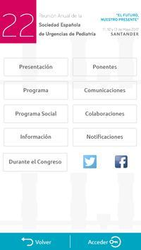 22 Reunión Anual SEUP screenshot 2