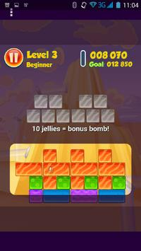 Jelly Collapse poster Jelly Collapse apk screenshot ...