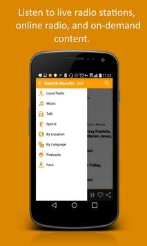Rasten - Radio & Music apk screenshot