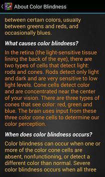 Color Blindness Check screenshot 1