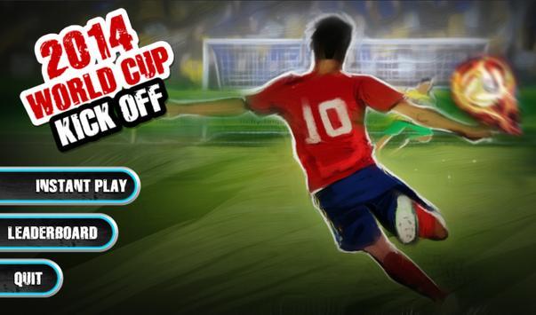 2014 World Cup Kick Off apk screenshot