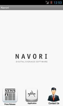 Digital Signage Software poster
