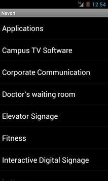 Digital Signage Software screenshot 2