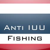 Anti IUU Fishing icon