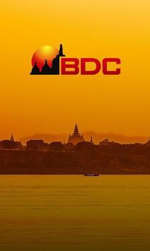 BDC poster