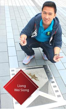 Liong Wei Siong poster