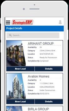 CustomerApp apk screenshot