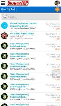 StrategicERP apk screenshot