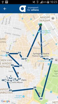 TfA Tourist Tour Planner R2 apk screenshot