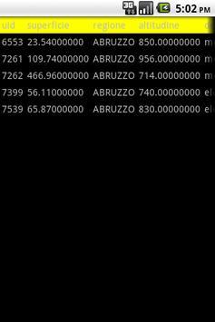Rischio Sismico apk screenshot