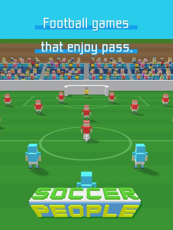 Soccer People Juego Futbol Descarga Apk Gratis Deportes Juego