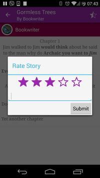 Book Writer Free screenshot 7