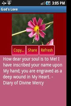 God's Love -Quotes&Meditations apk screenshot