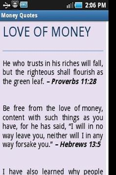 Money Quotes screenshot 6