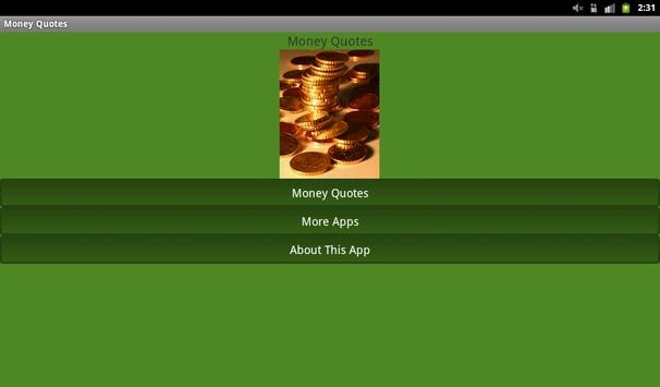 Money Quotes screenshot 7