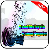 Band Malaysia Paling Populer Mp3 HD icon