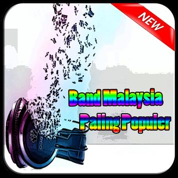 Band Malaysia Paling Populer Mp3 HD screenshot 1