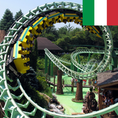 Gardaland Hotel booking icon