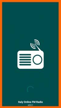 Italy Online FM Radio poster